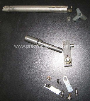 Replacement Safe Hinges