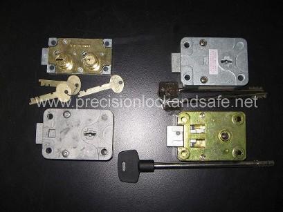 Replacement Safe Key Locks
