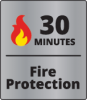 30 minute fire protection
