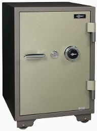 AMSEC'S FS2215 Fire Safe