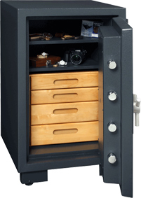 CSC3018 with Optional StorIt Cabinet