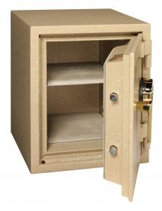 UL1511 in Sandstone with Brass Hardware Open