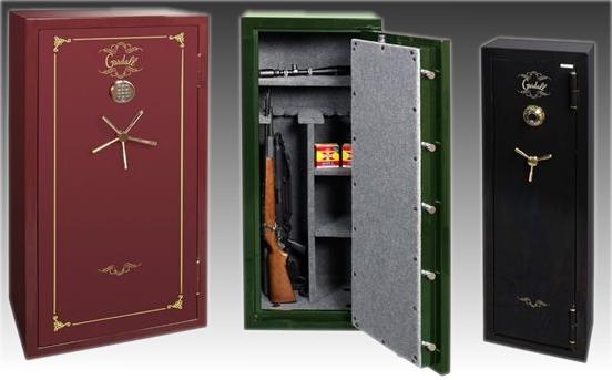 GARDALL GUN SAFES